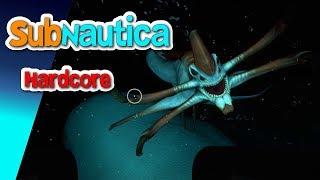 Subnautica:Knappe flucht!★S02E08★Hardcore★Deutsch