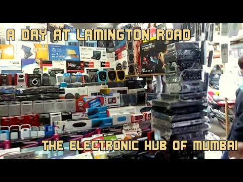 A Day at Lamington Road | The Electronic Hub of Mumbai | Grant Road East | (Know Your Area) 🌏