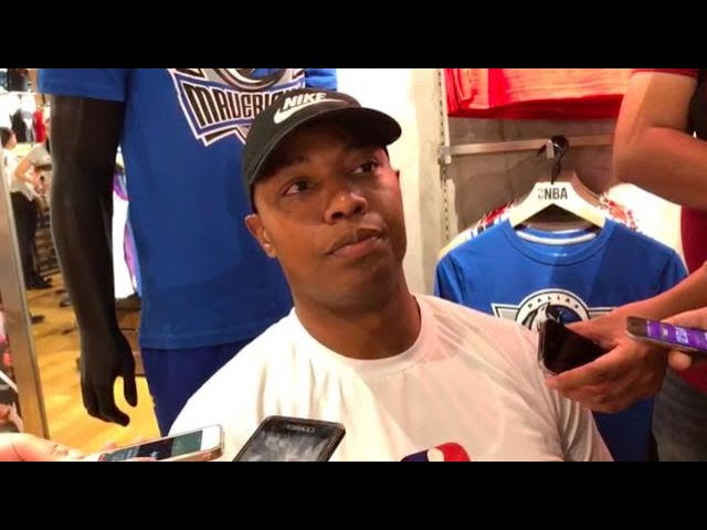 Caron Butler remains close to the game a year out of the NBA