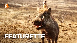 The Lion King Featurette - Timon and Pumbaa (2019) | Movieclips Coming Soon