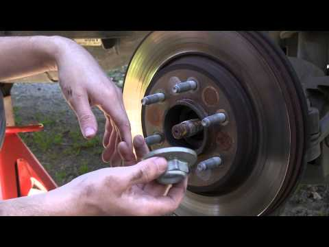 F-150 Front Brake and Rotor Replacement (Part 1)