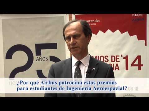 Premios Excelencia 2014: Categoría patrocinada por Airbus Group