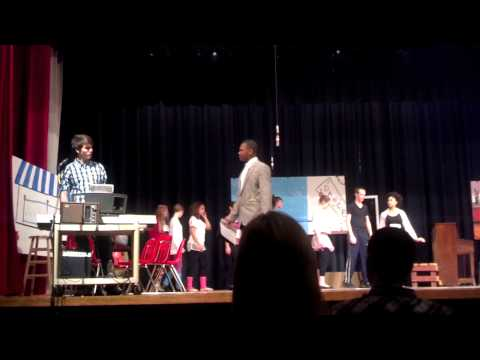 "Palmetto High School Production of ""Fame"" Part 2"
