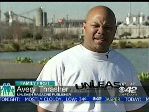 UnleashMagazine.com's Avery Thrasher on CBS 42