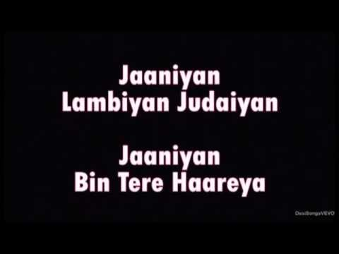 Jaaniyan (Lyrics) - Ek Tha Tiger.mp4