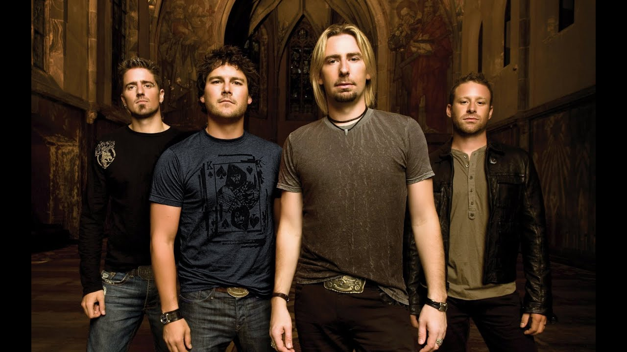 Nickelback Here And Now Wallpaper Nickelback Live From Sturgis