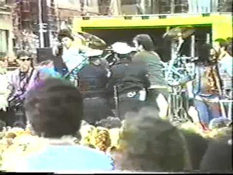 Cyndi Lauper - Little Drummer Boy