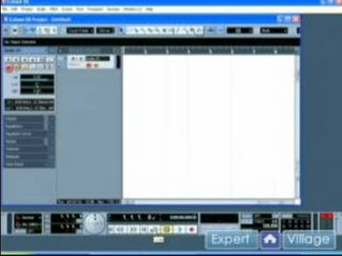 How to Use Cubase Recording Software : How to Record Audio: Cubase Tutorial