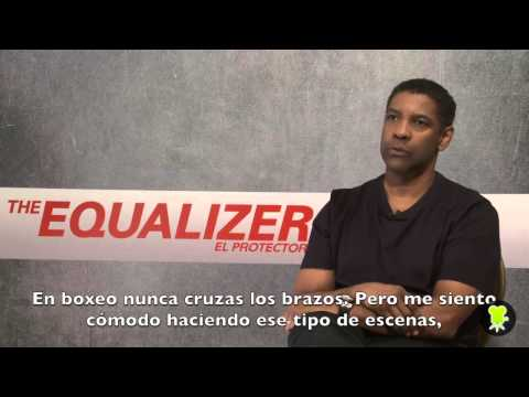 'The Equalizer (El protector)': Entrevista a Denzel Washington