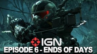 7 Wonders of Crysis 3 - Episode 6_ End of Days