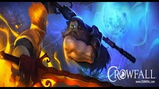 Crowfall Trailer Gameplay - New MMORPG Game (HD 1080p)