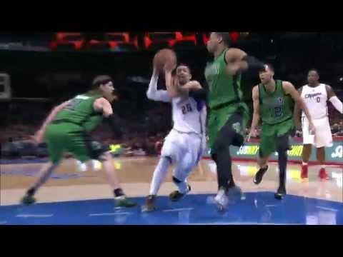 Austin Rivers Scores First Basket as a Clipper