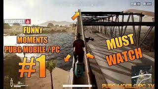 Pubg funny and wtf moment episode 1
