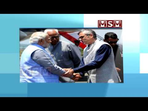 Omar Abdullah hopes Narendra Modi will Help in relief package proposal