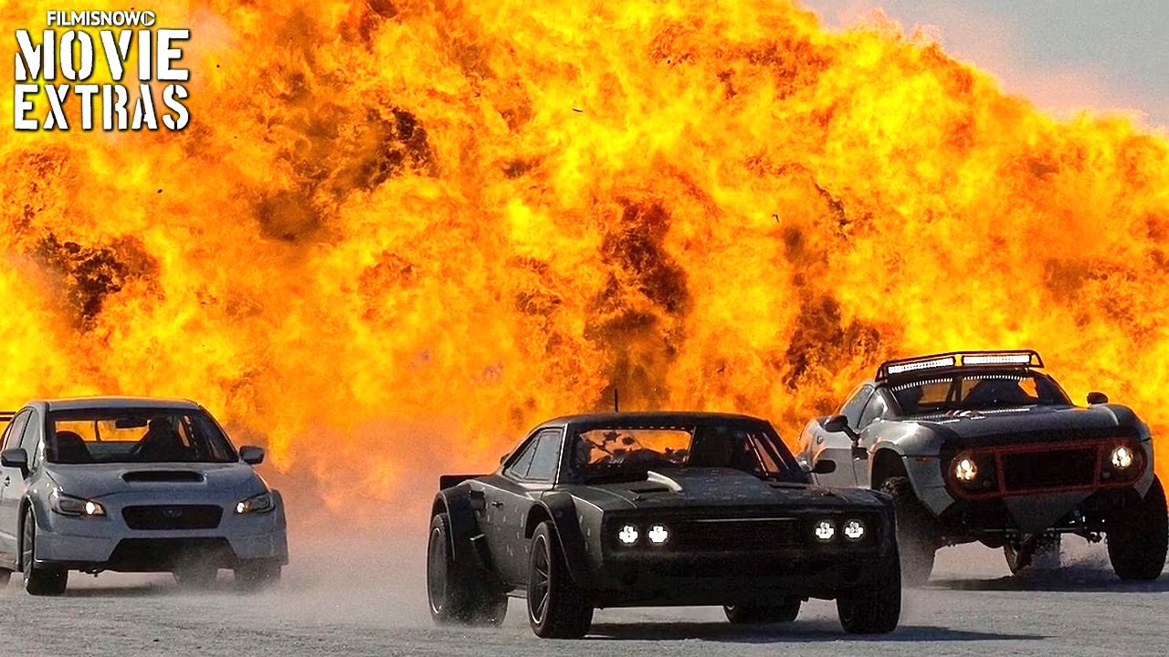 "Fast 8 ''Production Update"" Featurettes (2017)"