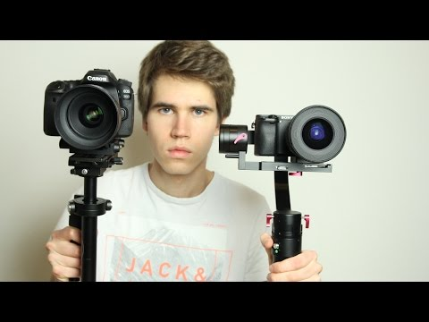 Steadycam vs Gimbal - What is better?
