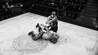 Lucha Underground Custom Intro 2017 HD v1