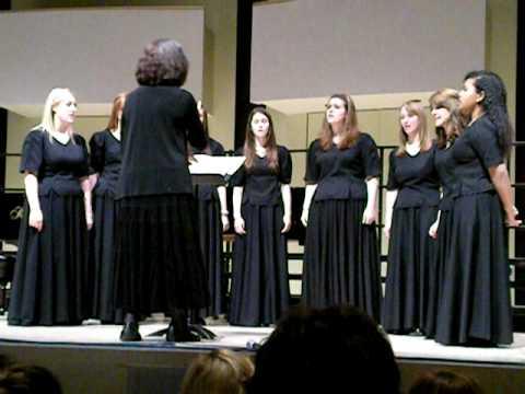 hotaru koi - pilgrim high school womens choir