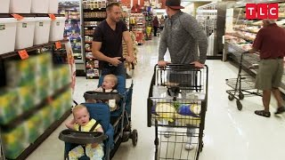 Ever Taken 7 Kids Grocery Shopping? Good Luck! | OutDaughtered