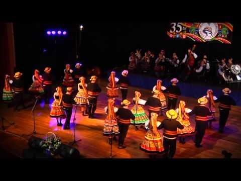 Tańce Lubelskie - Zespół Pieśni I Tańca Uniwersytetu Medycznego W Lublinie