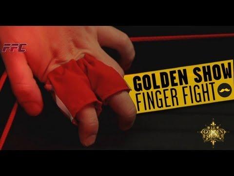 GOLDEN SHOW – Finger Fight