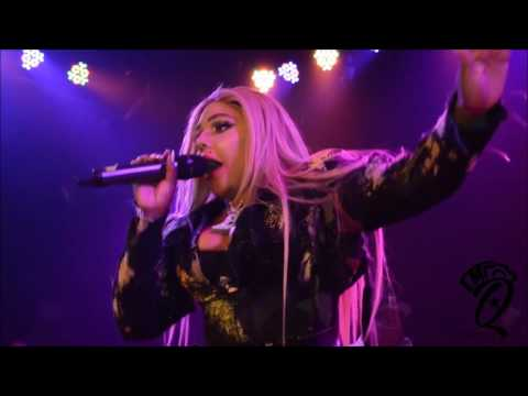 Lil' Kim - Crush on You (live 2016)