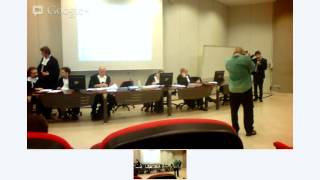 La mia laurea in streaming: parte reale!