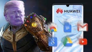 Huawei End Game - Huawei liệu có chết ?!