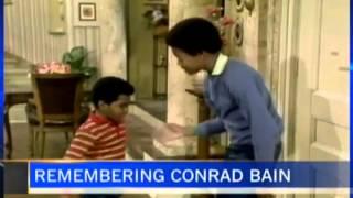 Conrad Bain Passes - CTV Lethbridge - Jan.16/13