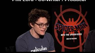 Lord and Miller talk Spider-Verse