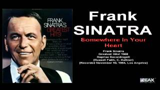 Watch Frank Sinatra Somewhere In Your Heart video