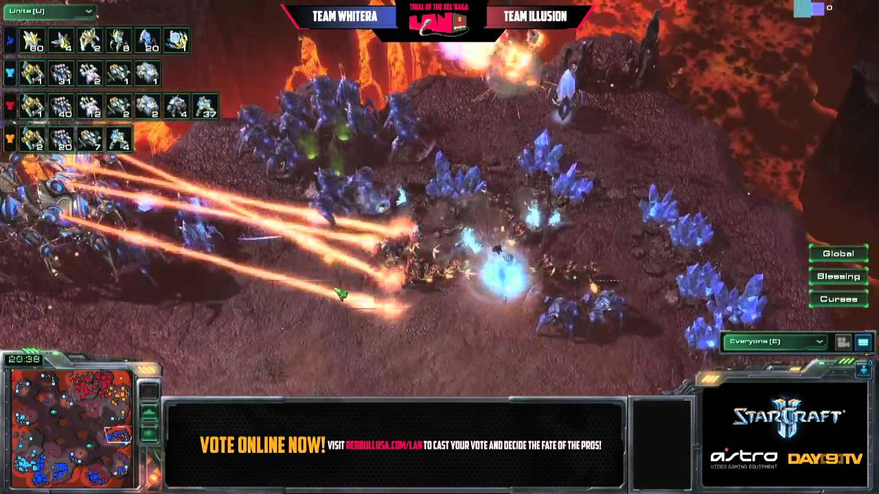 Team White-Ra vs Team Illusion G3 Red Bull Seattle Round of 8 Match A