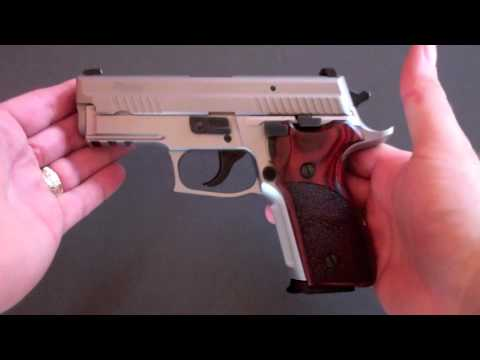 Sig sauer p226 review youtube