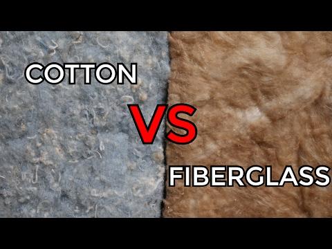 Cotton Denim vs Fiberglass Insulation - Is it Worth it?