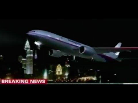 Malaysia Airlines MH370 Dibajak (Pengakuan Mengejutkan Pejabat Malaysia)