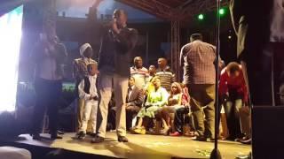 Moses kuria speech at kasarani.