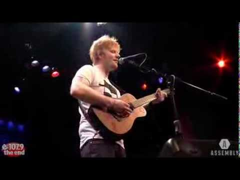 Ed Sheeran - Sofa Live
