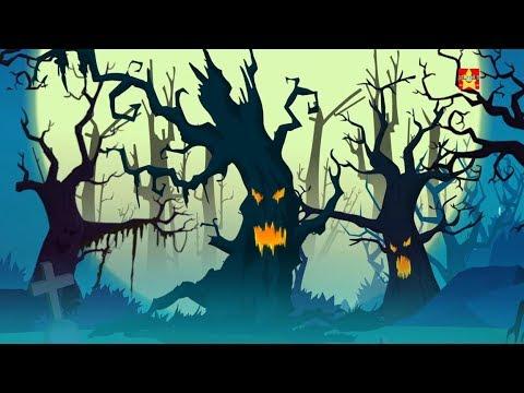 rừng đáng sợ halloween vần điệu bài hát trước tuổi đi học Scary Kids Rhymes Baby Miusic Scary Woods