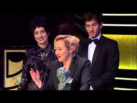 Carmen Machi, Goya a la Mejor Actriz de Reparto en 2015