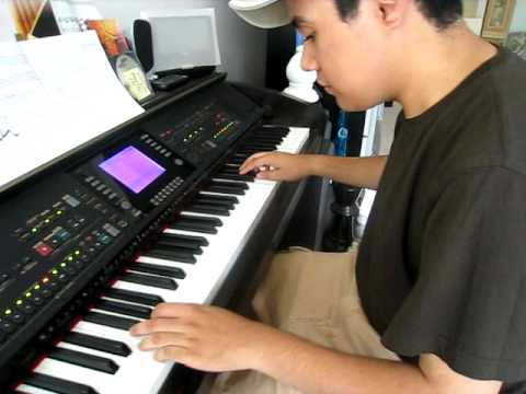 BUILD ME UP BUTTER CUP piano played by MARCOS ANGELO Video