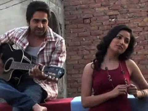 Pani Da Rang Vicky Donor Lyric With Meaning Hd video