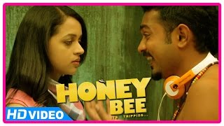 Honey Bee Malayalam Movie | Scenes | Bhavana proposes Asif Ali | Baburaj