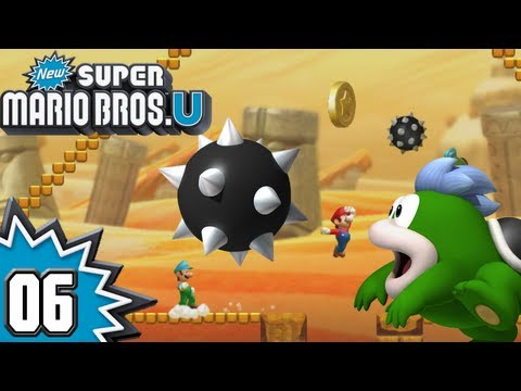New Super Mario Bros. U - Episode 06