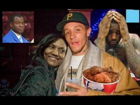 Lebron James' Mom 'absolutely' Had Sex With Delonte West video