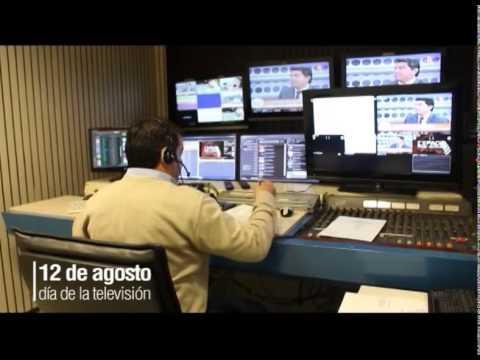 En el Día de la Televisión Canal 8 y Supercanal saludan a todos sus trabajadores
