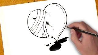 download musica como desenhar um coração partido como desenhar um coração partido passo a passo