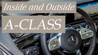 2019 Mercedes-Benz A-Class Sedan Overview