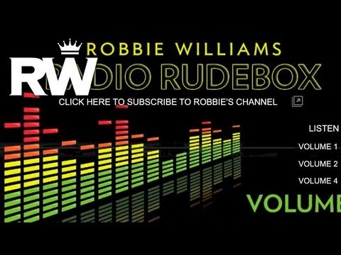 Robbie Williams - Radio Rudebox Vol.1