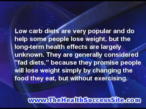 Desperate to lose weight quickly : Low Carb Fat Loss Diets