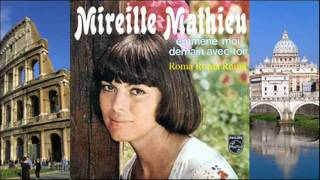 Watch Mireille Mathieu Roma video